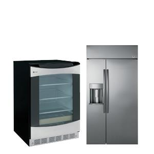Picture for category Built-in Refrigerators