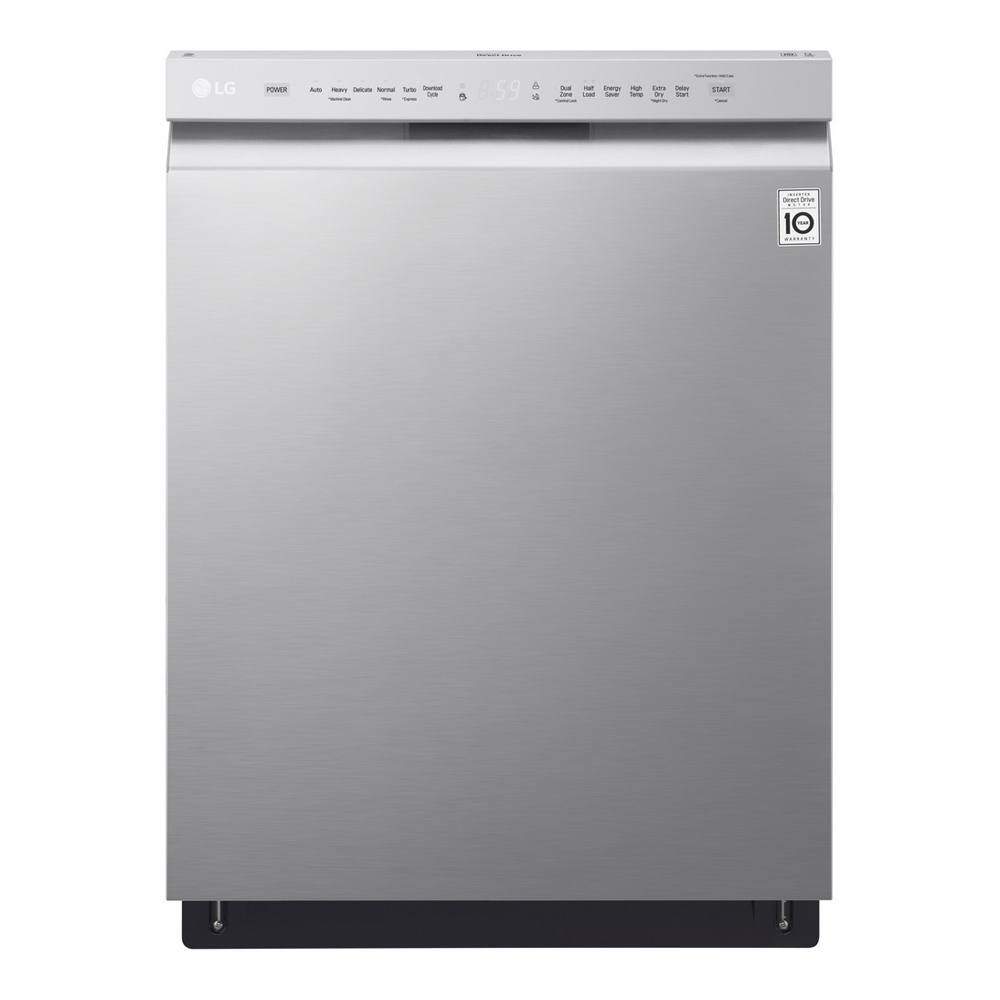 LG Stainless Steel Dishwasher