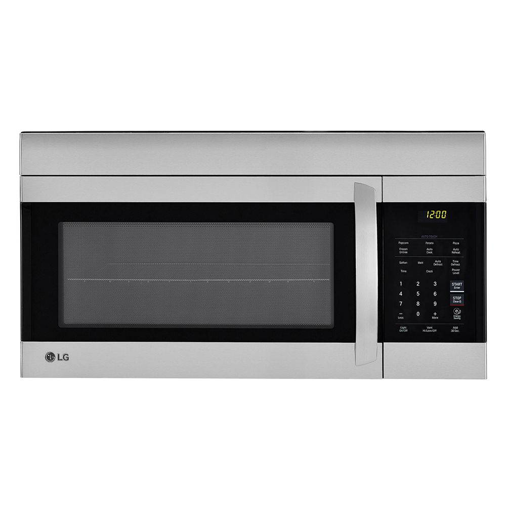 LG Stainless Steel\ Over The Range Microwave