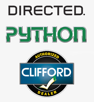 Directed Electronics, Python, and Clifford Logos