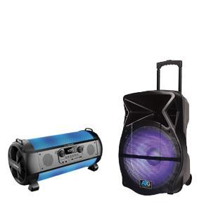 Picture for category Wireless Boombox & Tailgate