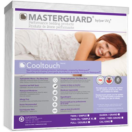 Picture of UV3 MASTERGUARD TWIN-COOLTOUCH-CERTIFIED-PROT