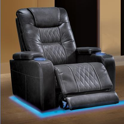 Picture of ASHLEY 2150613-HOME-THEATER-PWR-RECLL