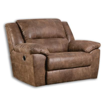 Picture of SIMMONS UPHOLSTERY 50111BR-WALLHUGGER-RECLINER