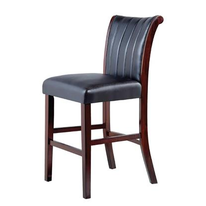 Picture of GLOBAL D7035BS-PUB-CHAIR-ESPRESSO