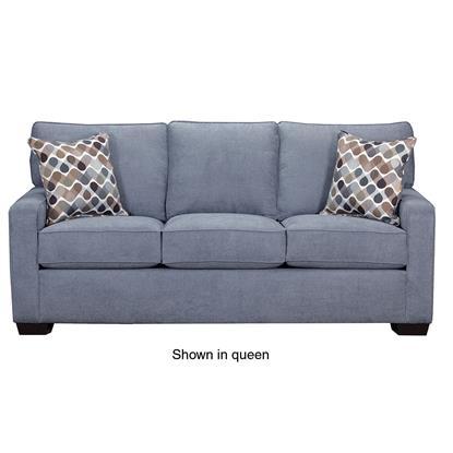 Picture of SIMMONS UPHOLSTERY 9025-FULL-SLEEPER-SOFA-DENIM