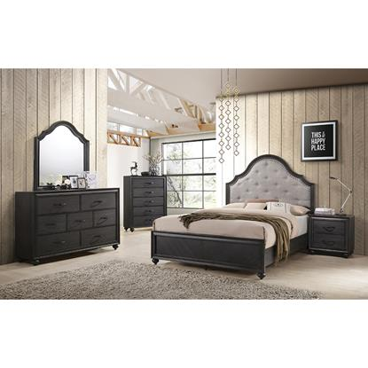 Picture of DAVIS HOME SPENCER-QUEEN-7PC-PACKAGE