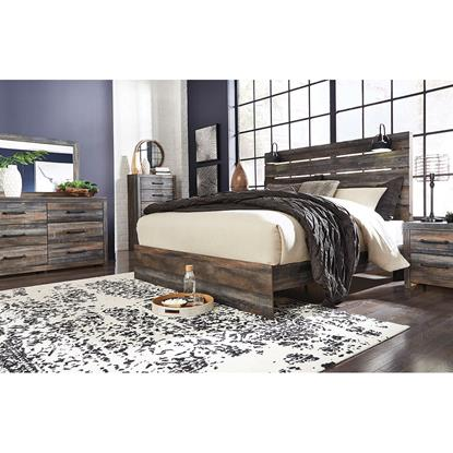 Picture of ASHLEY DRYSTAN-KING-7PC-BEDROOM-PKG
